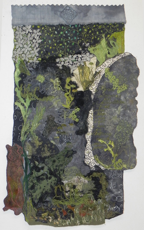 Verlässlich (2016) |  46 x 95 cm