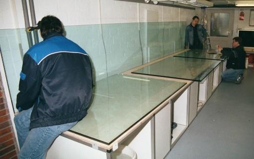 Format erkennbar: Das Becken wird 120cm tief.