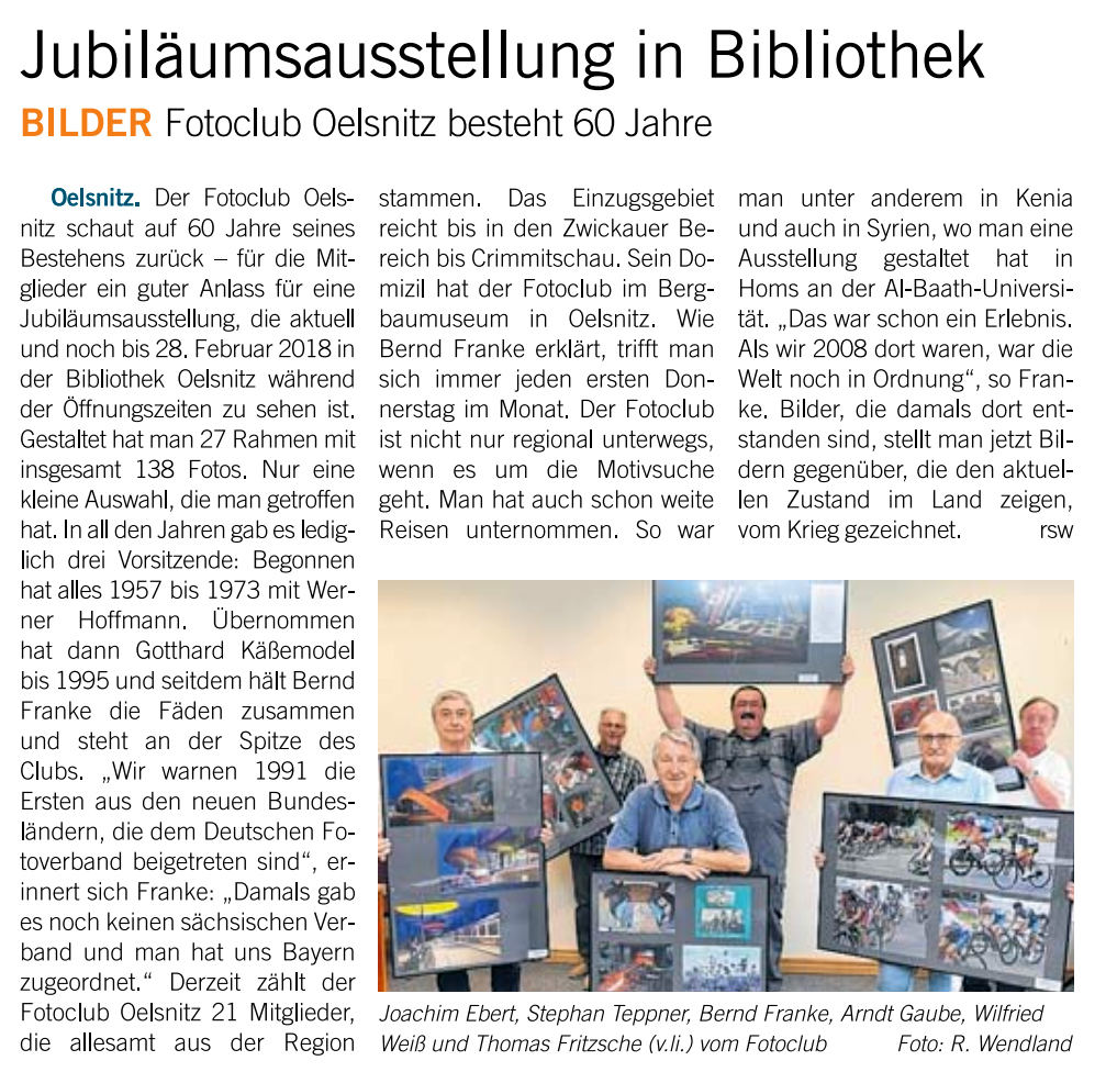 BLICK-Stollberg vom 04.10.2017