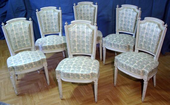 restauration chaises anciennes