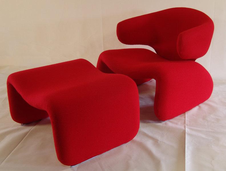 restauration fauteuil Paulin