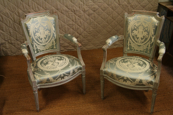 restauration fauteuils anciens