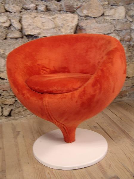 restauration fauteuil moderne