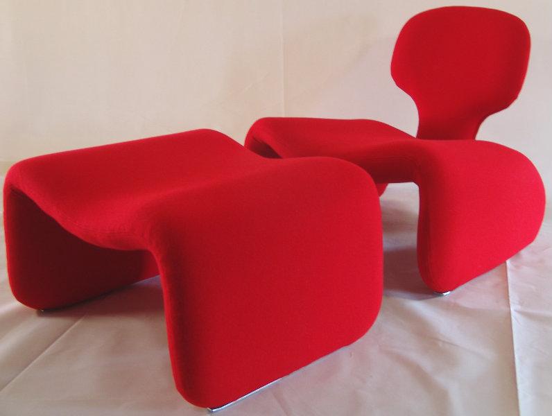 restauration fauteuils Paulin