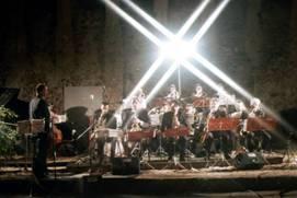 Luglio 1997, Via Magenta Suvereto - SuverArt Jazz Orchestra