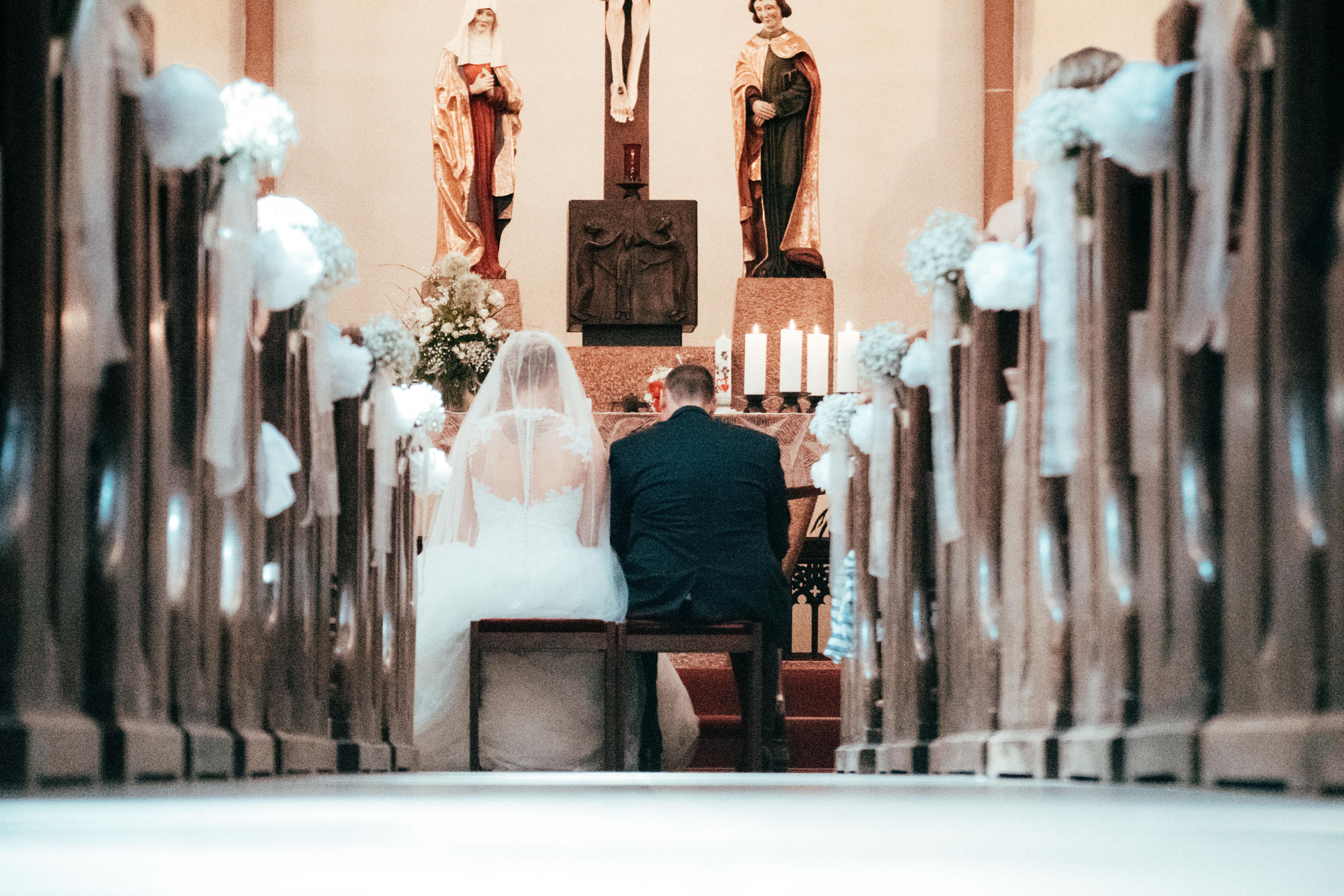 Egal ob freie Trauungen oder kirchliche Heirat, ich stehe als Hochzeitsplaner im Odenwald immer bereit