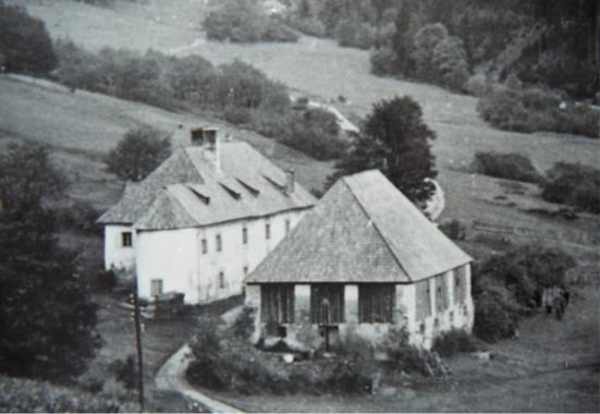 Der unheimliche Jesuitenhof bei Eisenerz