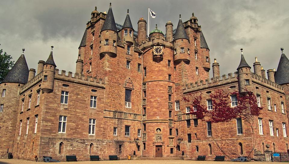 Das Geheimnis von Glamis Castle