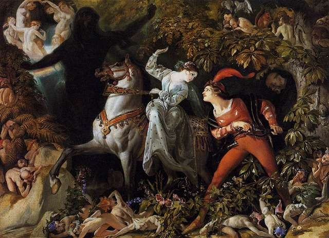 daniel-maclise-oil-painting-of-undine