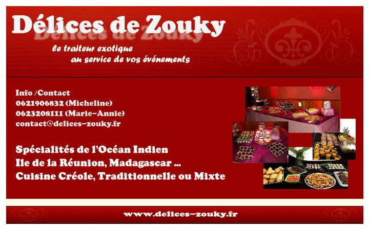 Delices De Zouky