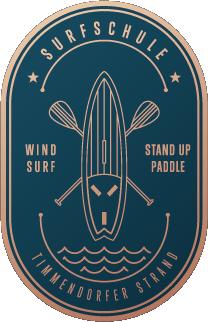 Bild: Logo,Surfschule Timmendorfer Strand, Schleswig Holstein, Ostsee, Lübecker Bucht