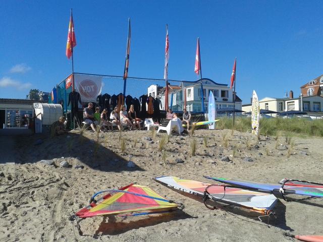 Bild: Surfschule Lübecker Bucht Niendorf/O.