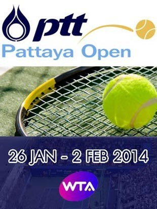 2014 PTT Pattaya Open