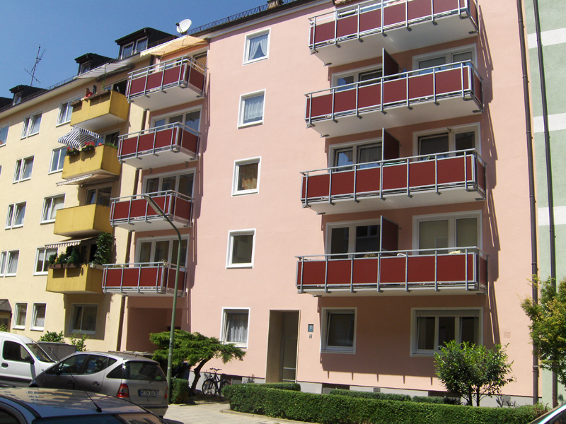 Balkonsanierung München-Sendling