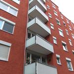 Balkon - Fassade - Außenanstrich NACHER