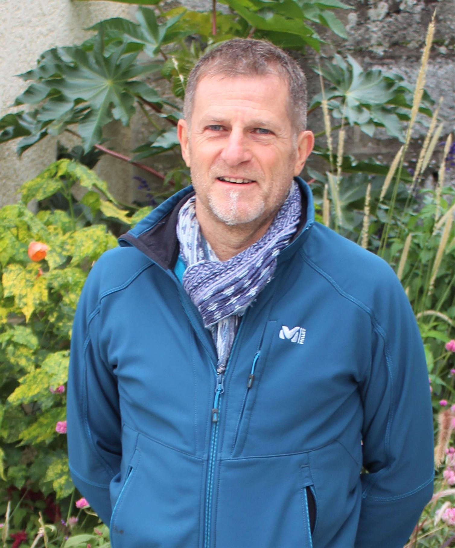 Eric PECHE, conseiller municipal