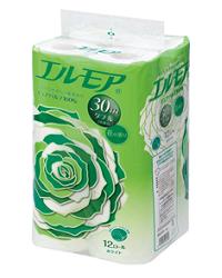 エルモア フレグランス12ロール香り付き&パルプ100%