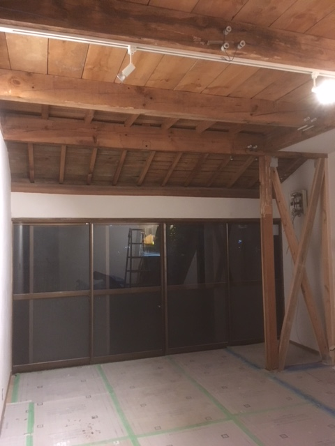 DK-h project  Bedroom(現況:床の間 座敷)