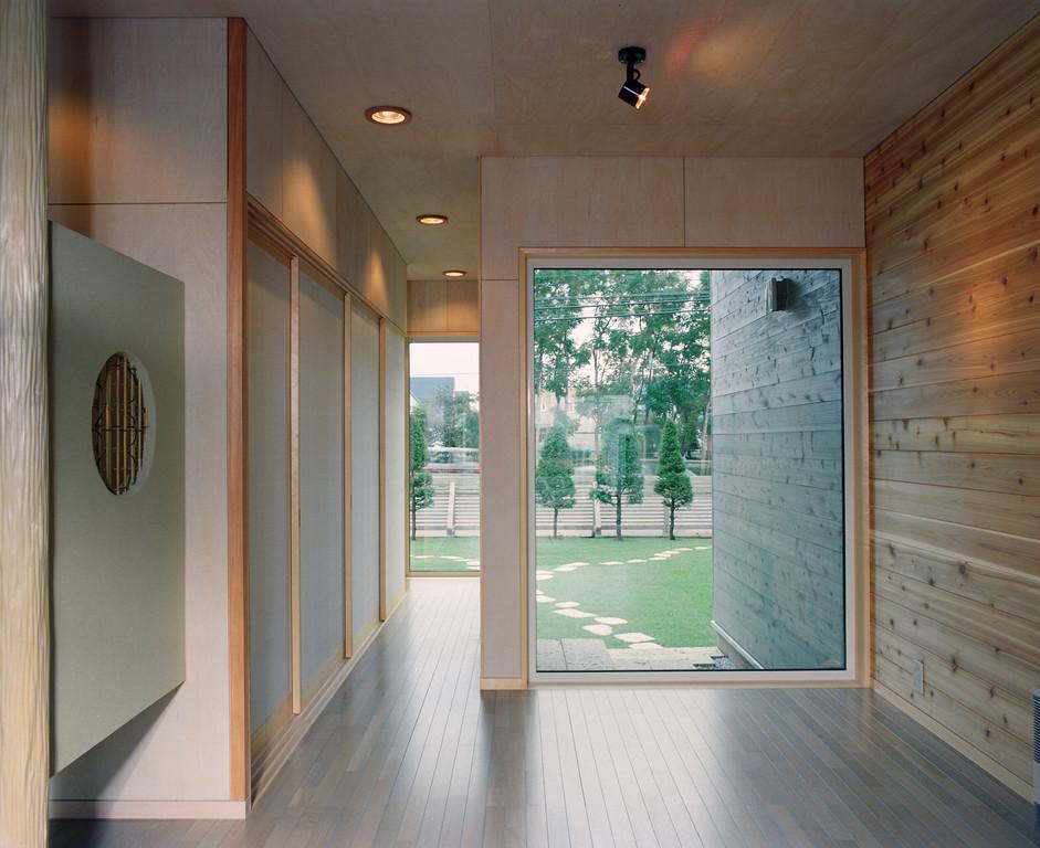 K clinic -住宅玄関ホール