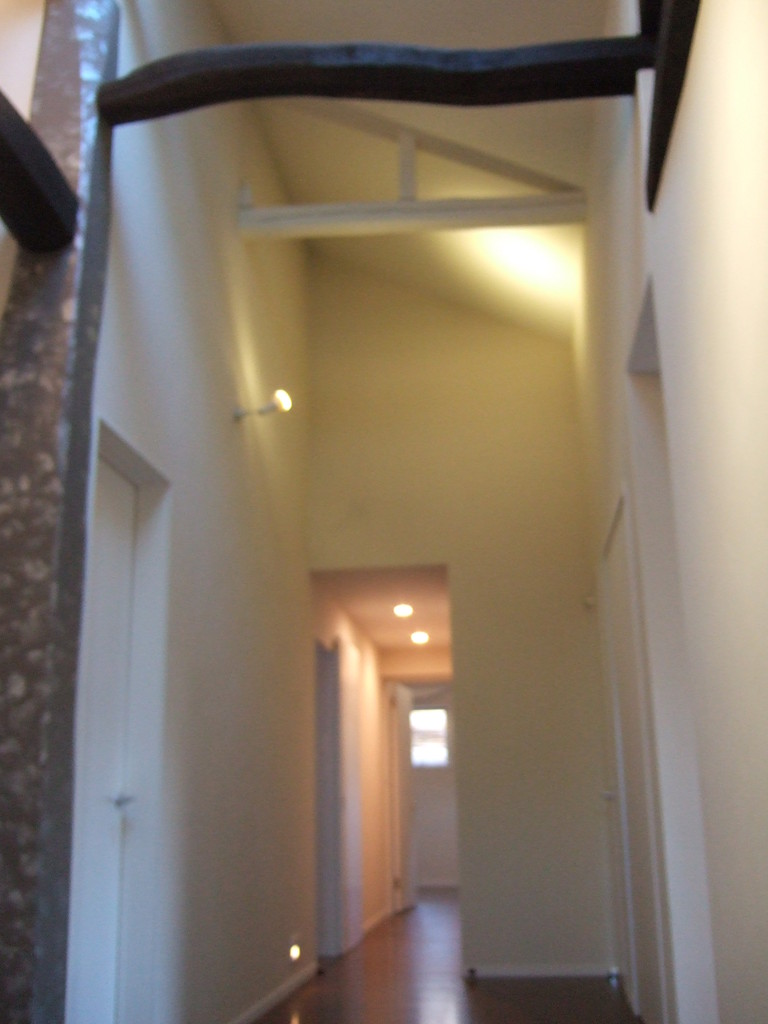 After : Entrance Hall→look at Corridor