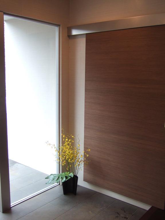 Si10 house: flower arrangement Takako Saito