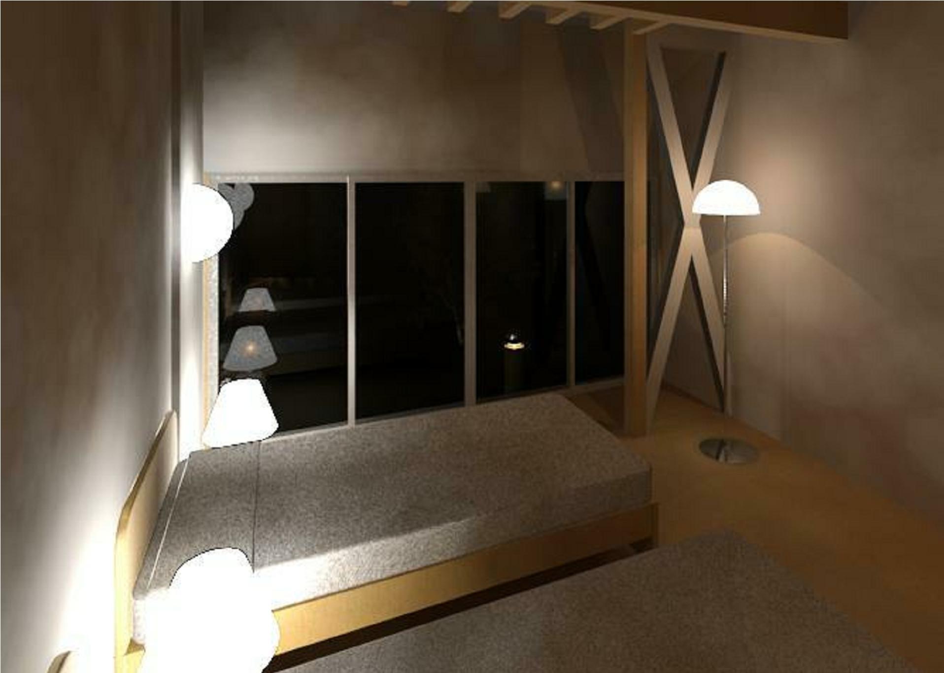 DK-h project  Bedroom plan