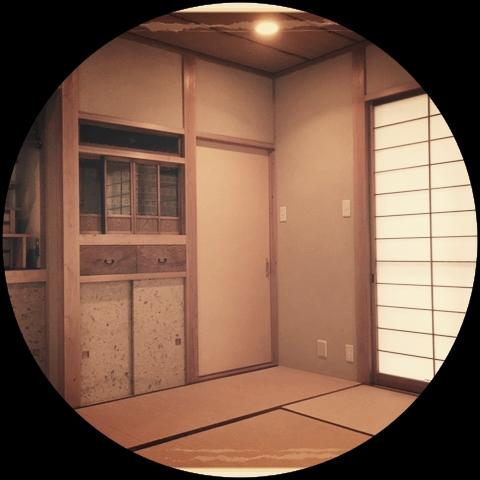 1F現況 8畳和室