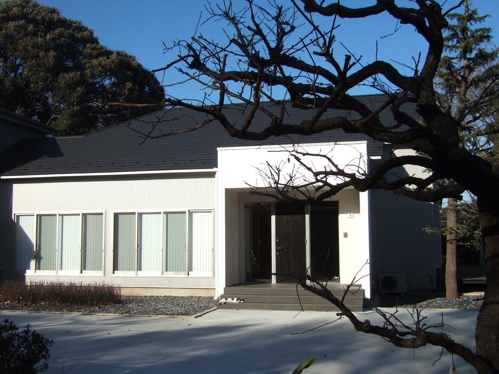 Si10 house~Facade
