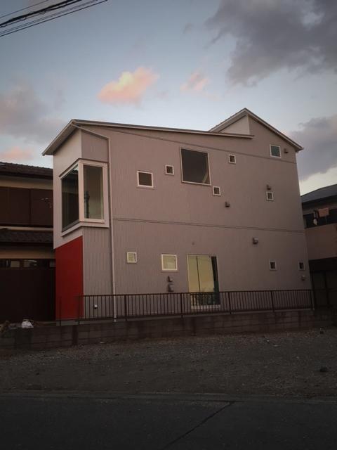 KT&M house Facade