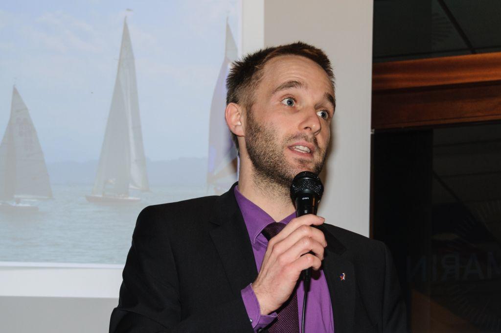 Bürgermeister. Daniel Enzensberger