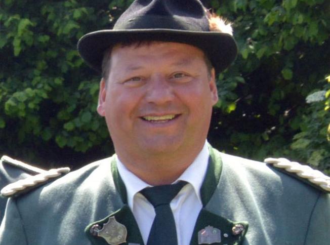 Vom Edelknaben zum Ehrenmajor - 40 Jahre Dirk Tenberken