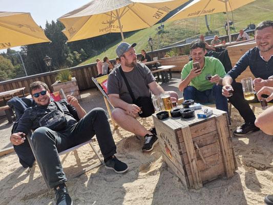 Jut Breet: Zugausflug an die Mosel