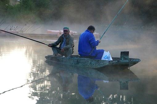 Pêche sur la Sèvre Niortaise