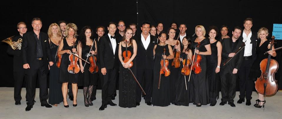 Konzert mit Il Divo, CWO