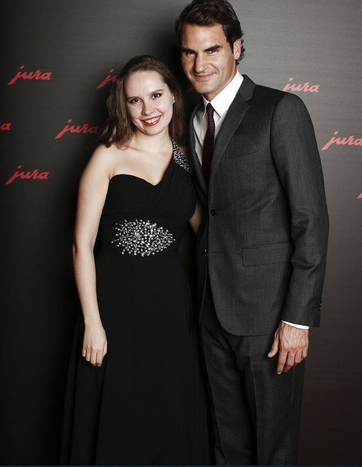 Konzert für Roger Federer in Jura - 16.10.2013