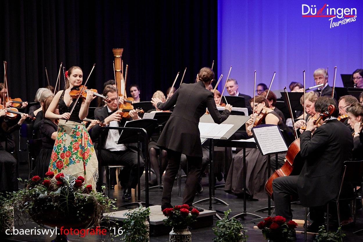 Neujahrskonzert in Düdingen 2016