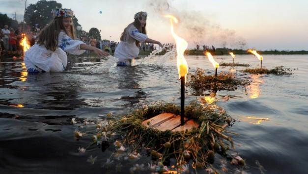 Kupalafest in Weißrußland