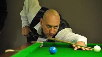 YVAN VAN VELTHOVEN ... huge talented snooker ace of the pack