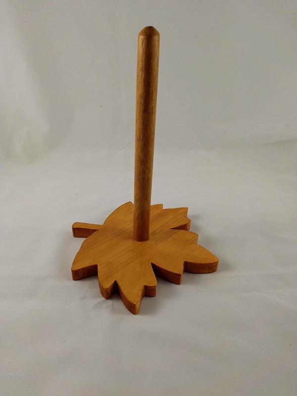 support en bois pour rouleau sopalin
