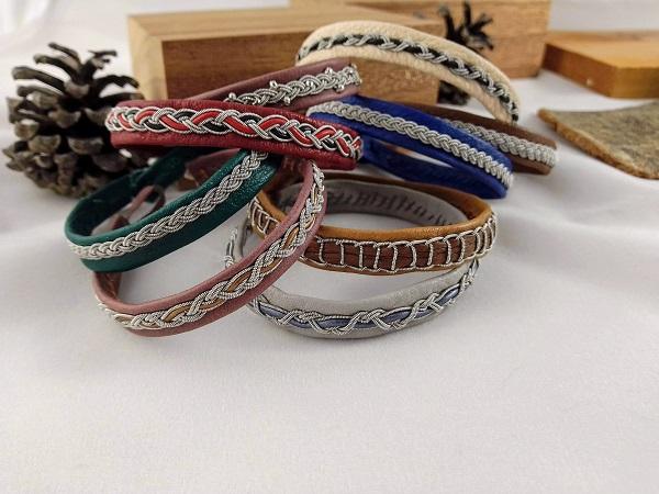 Bracelets d'inspiration scandinave
