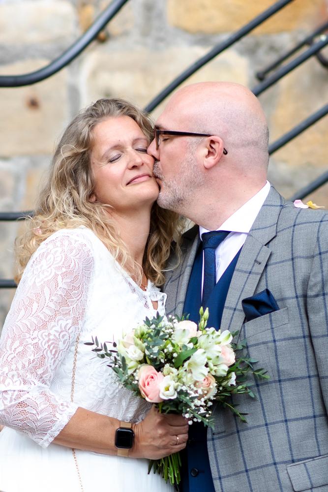 brautpaar standesamtliche Hochzeit leinfelden echterdingen reutlingen eningen virginie varon