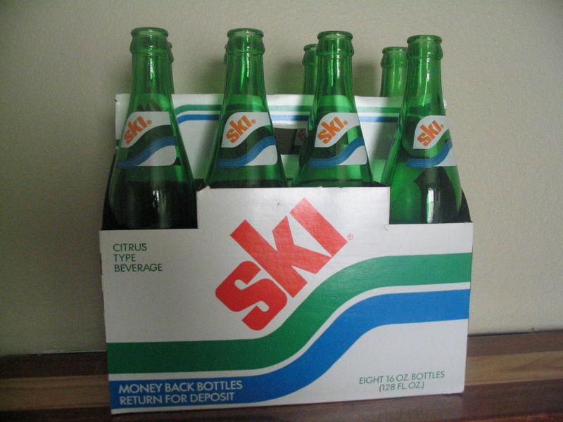 Eight 16 ounce bottles