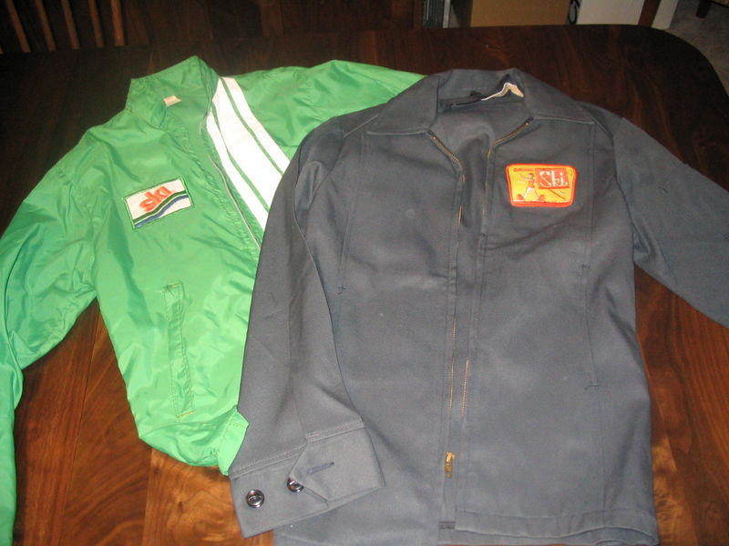 driver jackets