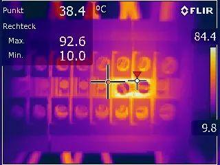 Anlagenthermographie nach VDS und DGUV V3