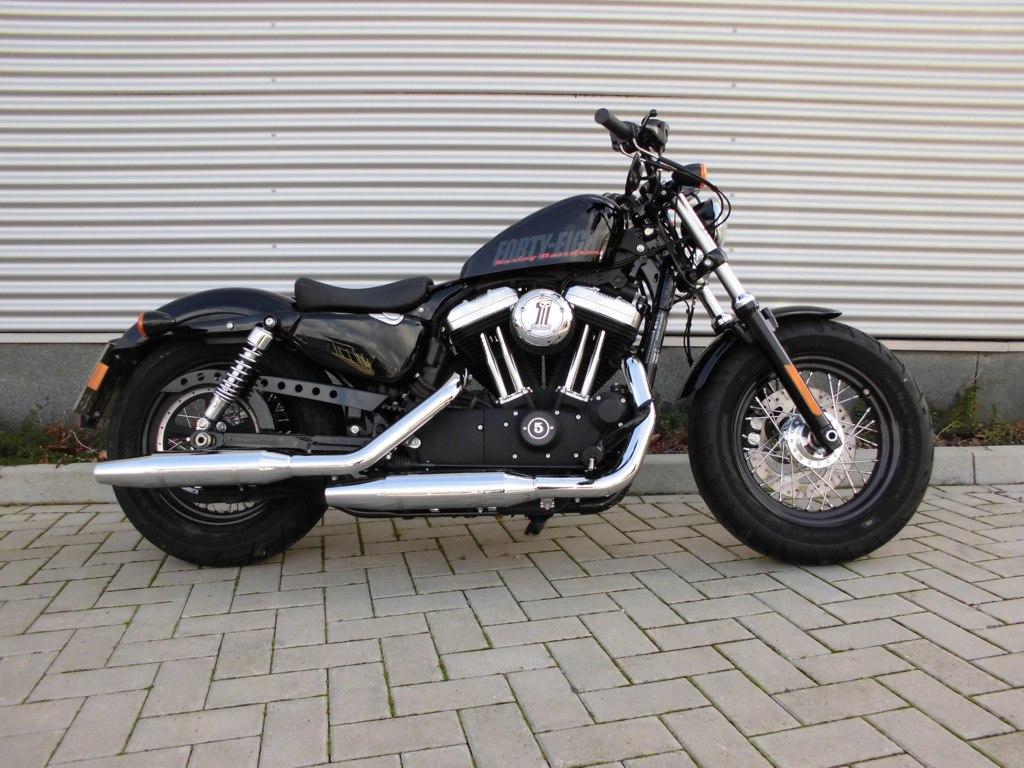 Harley-Davidson (Klasse A)