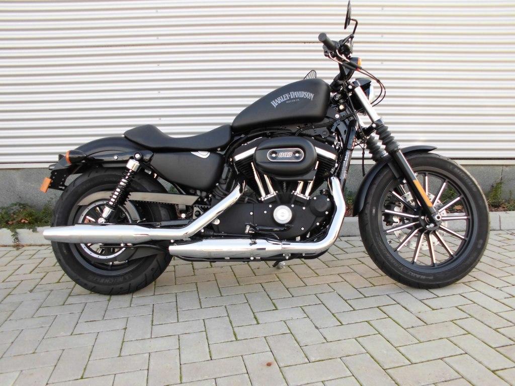 Harley-Davidson Iron 883 (Klasse A2)