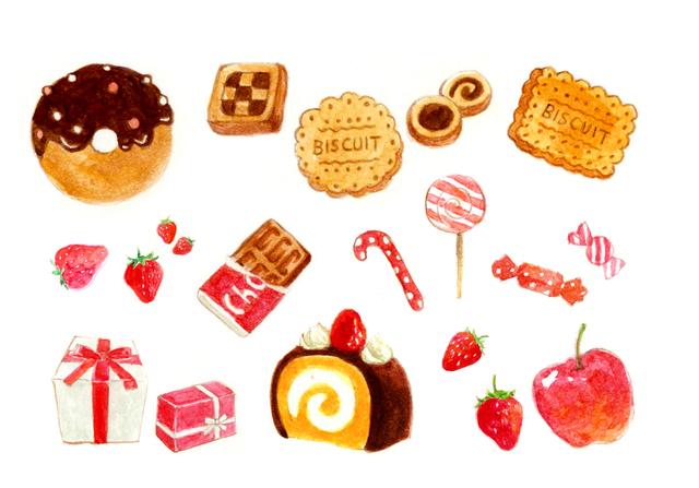 ケーキ、チョコ、練乳ミルク。糖分補給で集中力が高まる? スポーツ選手(オリンピックメダリスト)や、高IQと記憶力を誇る天才医師も常食する?