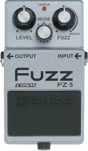 おすすめ歪み系エフェクター BOSS FZ-5 ファズ