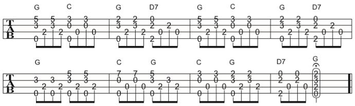 星 ギター コード きらきら 【アコギソロギター】きらきら星「童謡」(TAB譜あり) 初心者にもおすすめな簡単アレンジの弾き方