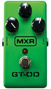 おすすめ歪み系エフェクター MXR M193 GT-OD オーバードライブ
